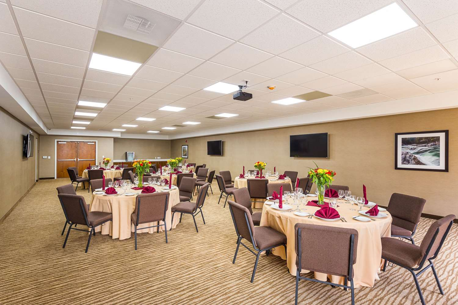 Meeting Facilities - Comfort Suites Piedmont