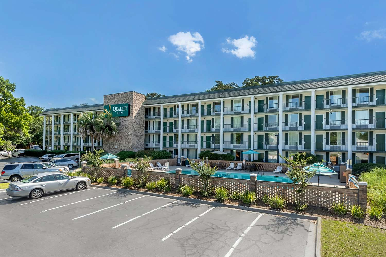 Exterior view - Quality Inn at Town Center Beaufort