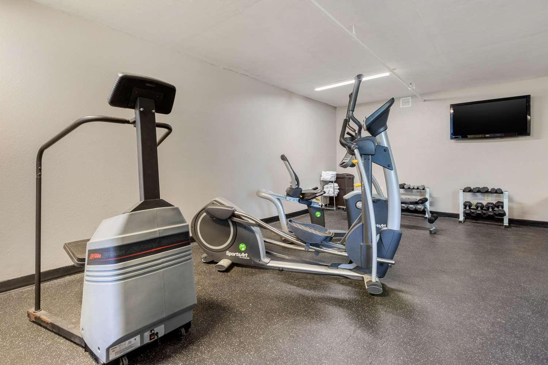 Fitness/ Exercise Room - Quality Inn at Town Center Beaufort