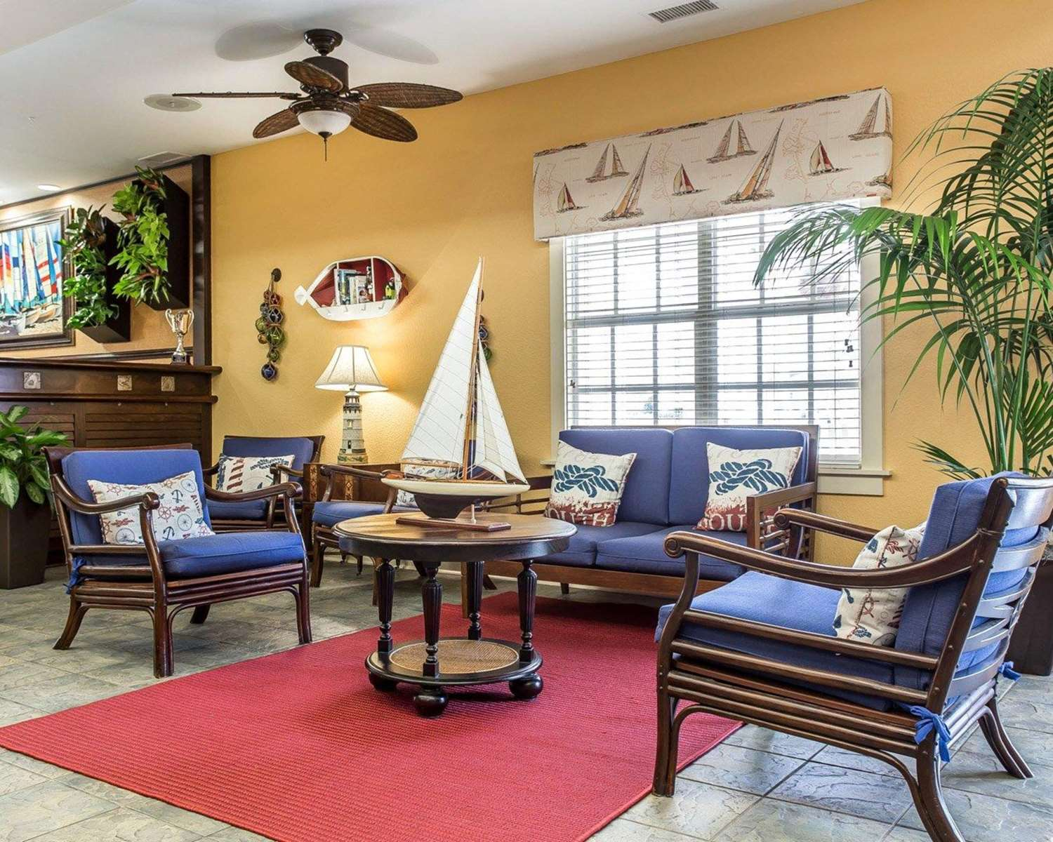 Lobby - Bluegreen Vacations Harbor Lights Resort Myrtle Beach