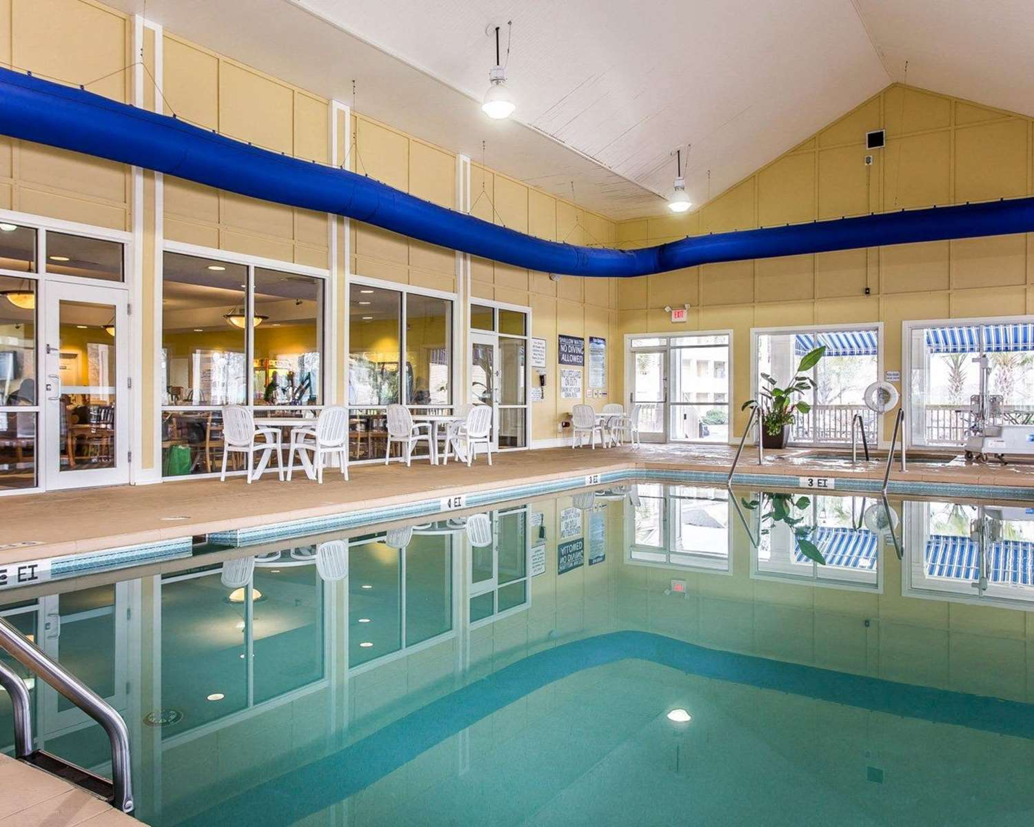 Pool - Bluegreen Vacations Harbor Lights Resort Myrtle Beach