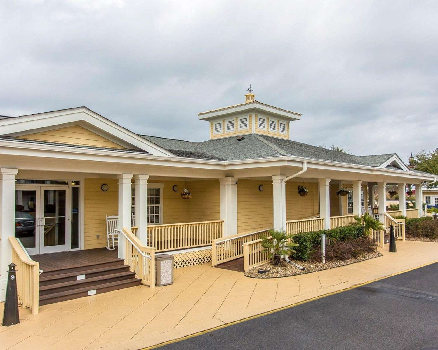 Exterior view - Bluegreen Vacations Harbor Lights Resort Myrtle Beach