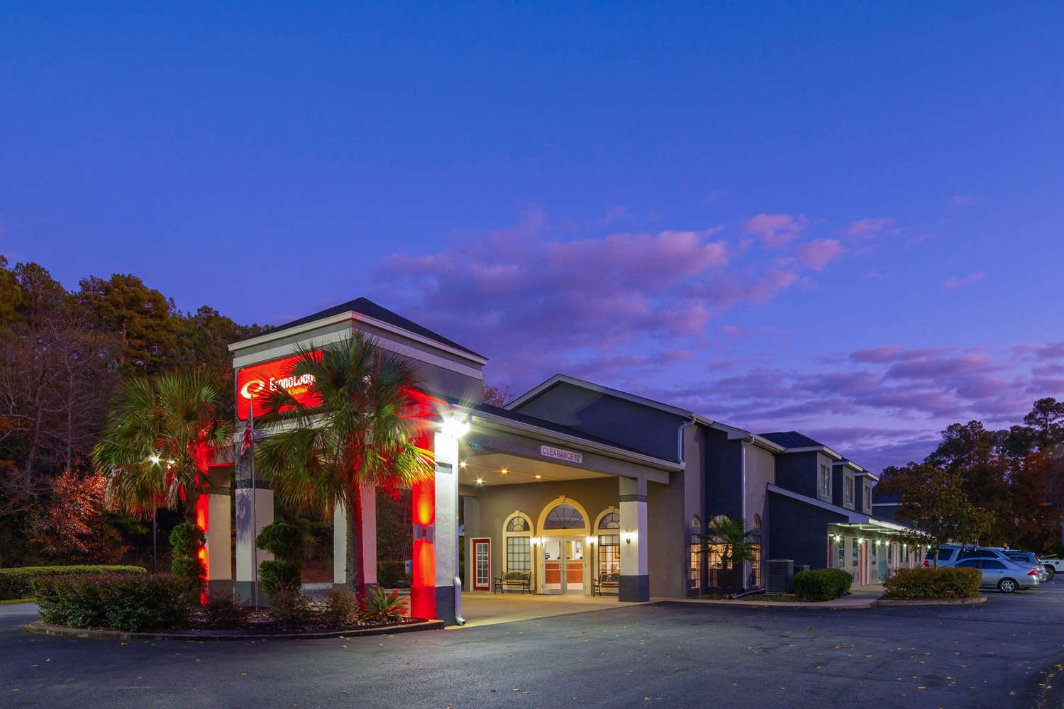Exterior view - Econo Lodge Inn & Suites Cayce