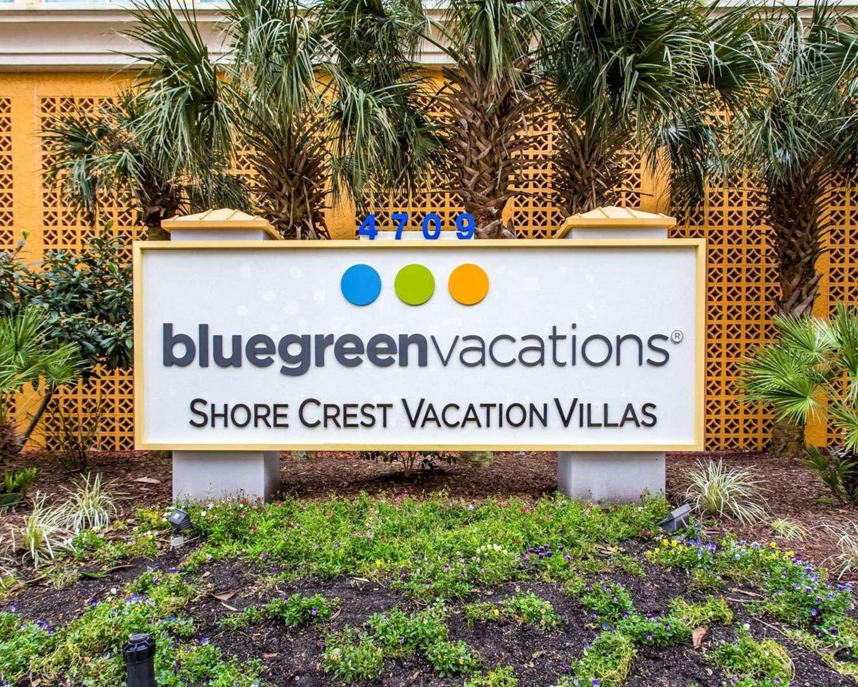 Exterior view - Shore Crest Vacation Villas North Myrtle Beach
