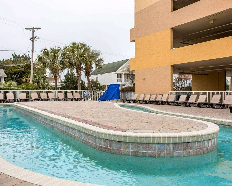 Pool - Shore Crest Vacation Villas North Myrtle Beach