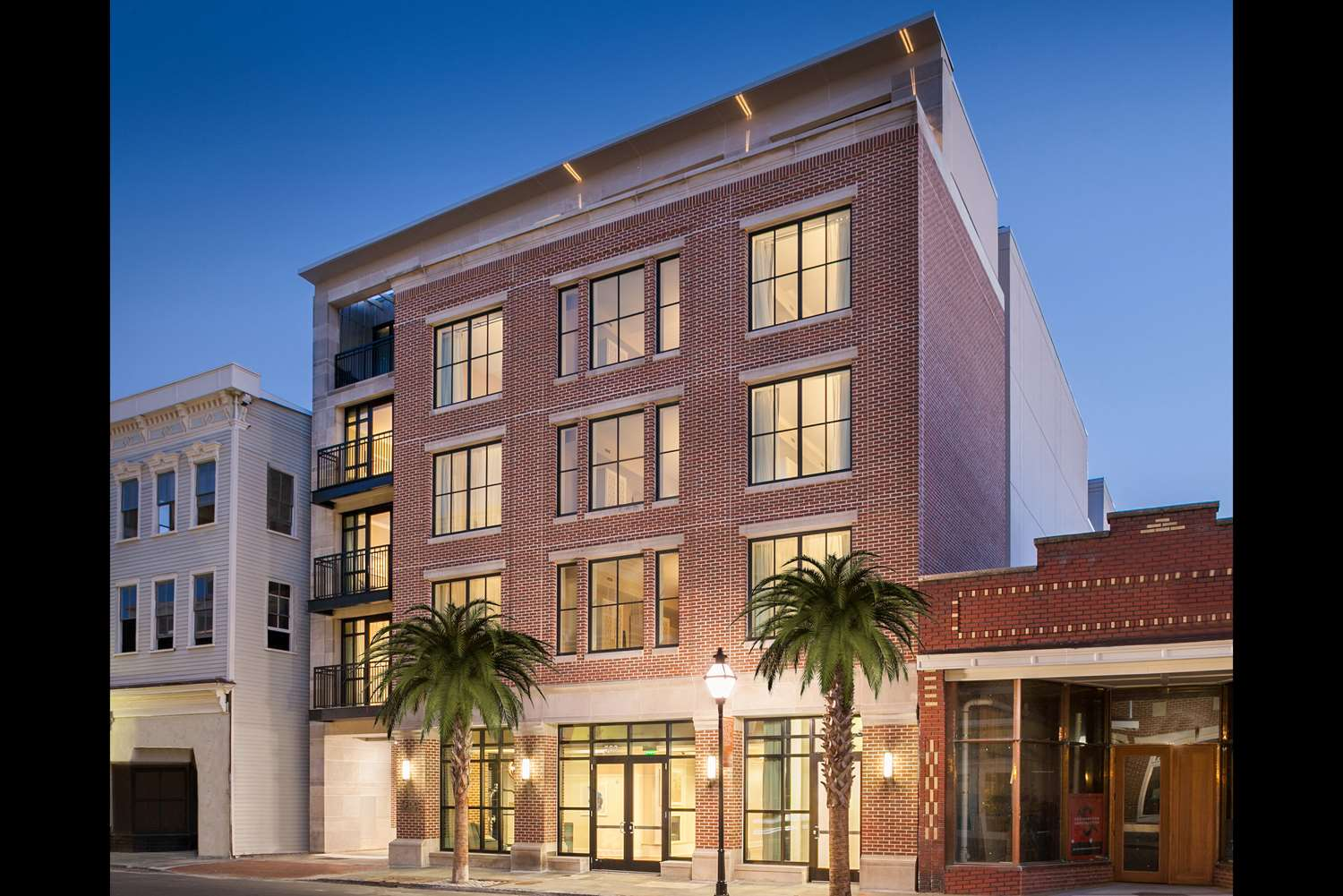 Exterior view - Bluegreen Vacations King Street Charleston