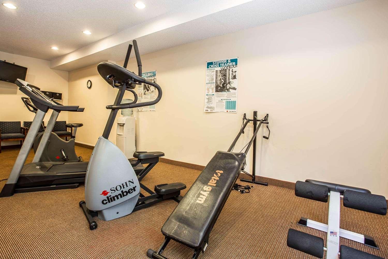 Fitness/ Exercise Room - Quality Inn Union