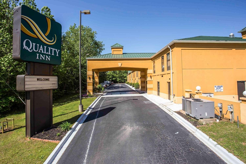 Exterior view - Quality Inn Union