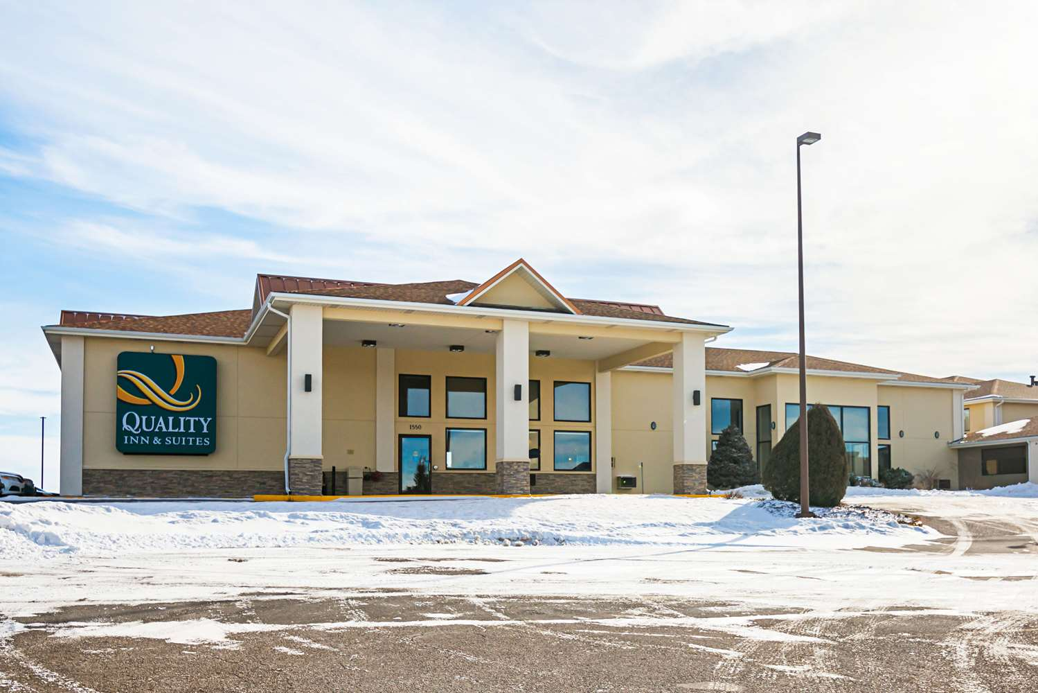 Exterior view - Quality Inn & Suites Rapid City