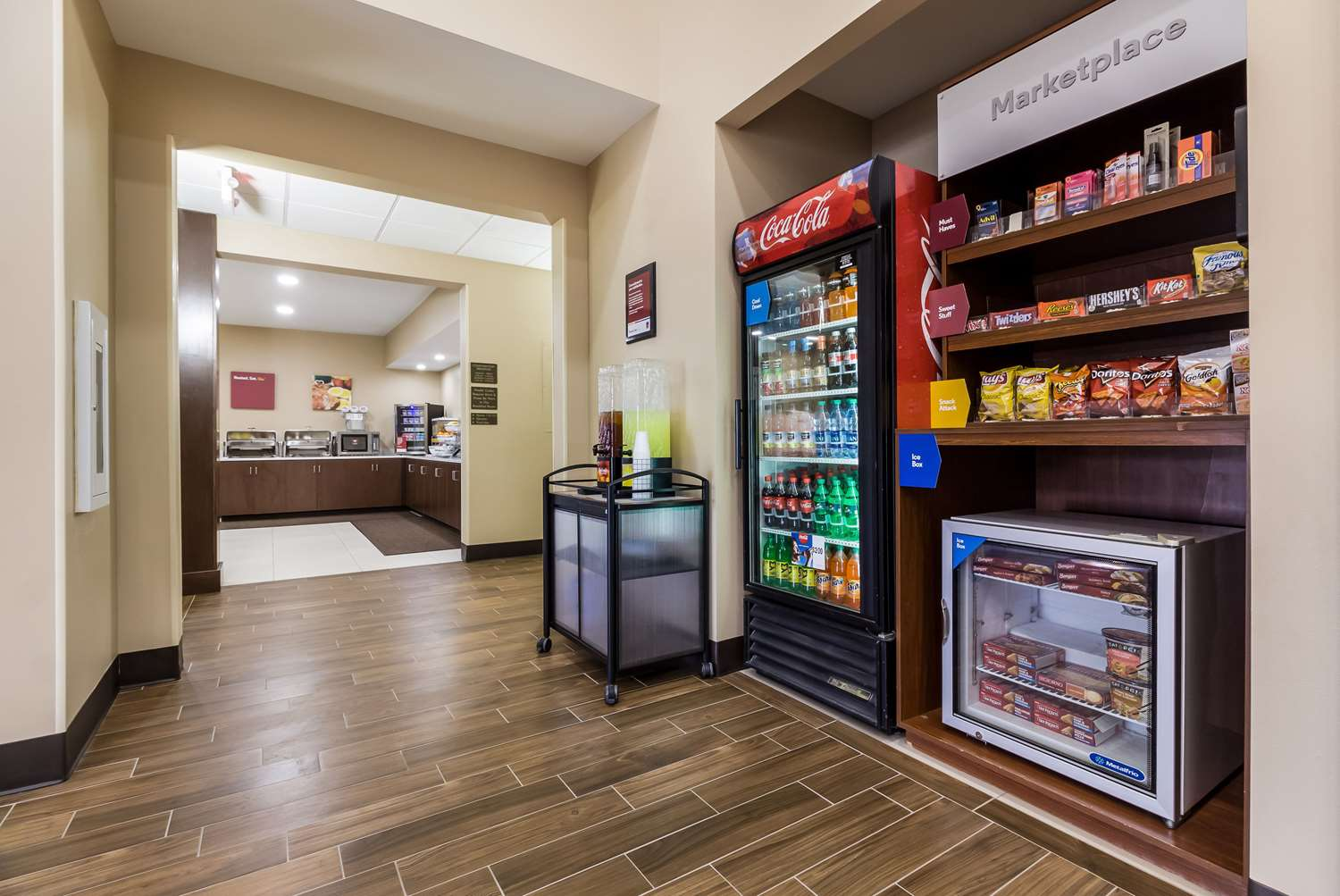 Other - Comfort Suites Sioux Falls