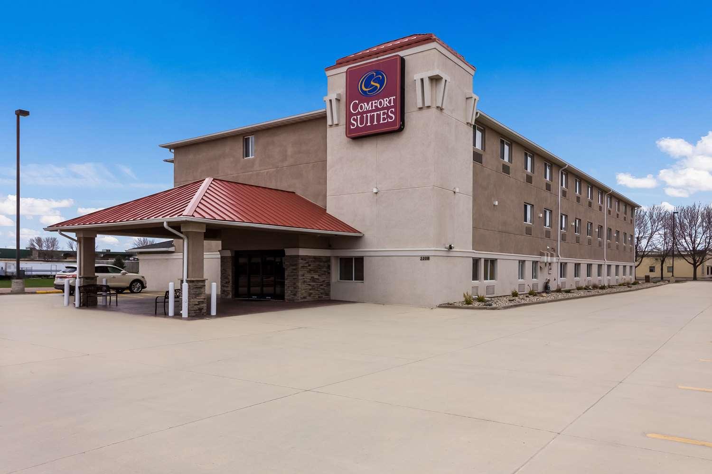 Exterior view - Comfort Suites Sioux Falls