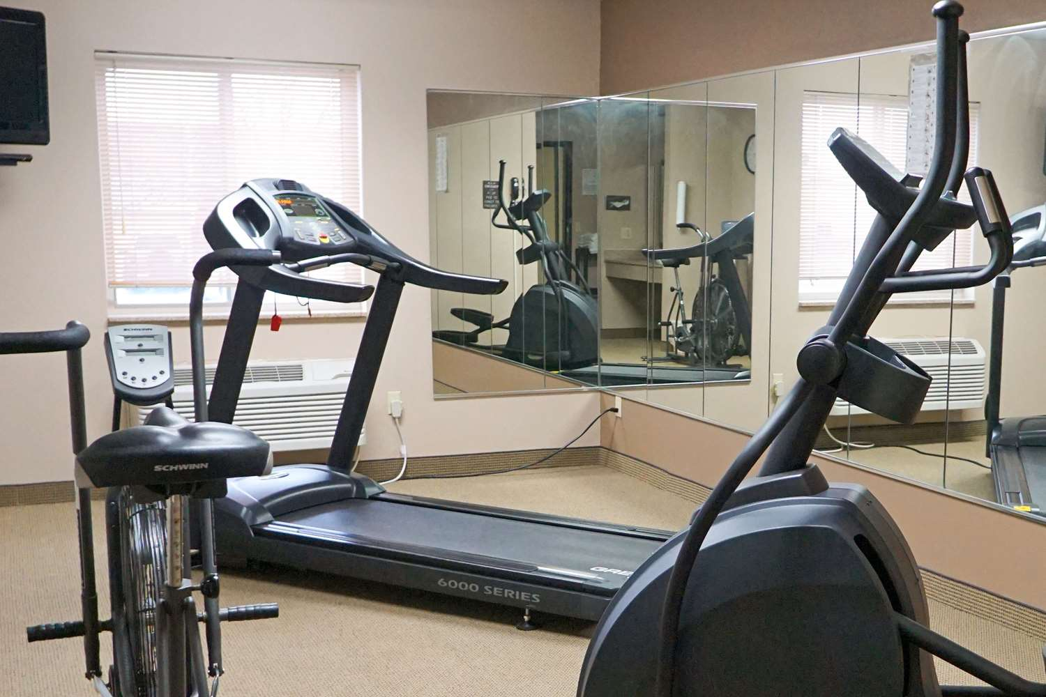 Fitness/ Exercise Room - Quality Inn Watertown