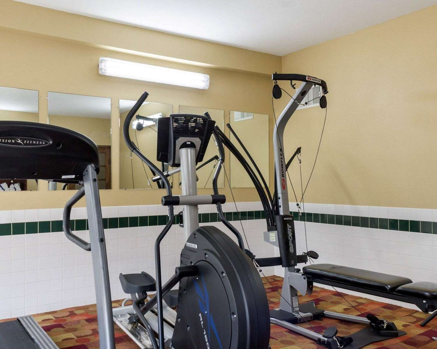 Fitness/ Exercise Room - Quality Inn Brookings