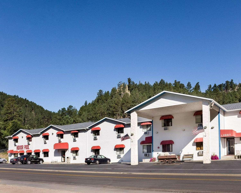 Exterior view - Rodeway Inn Mt Rushmore Memorial Keystone