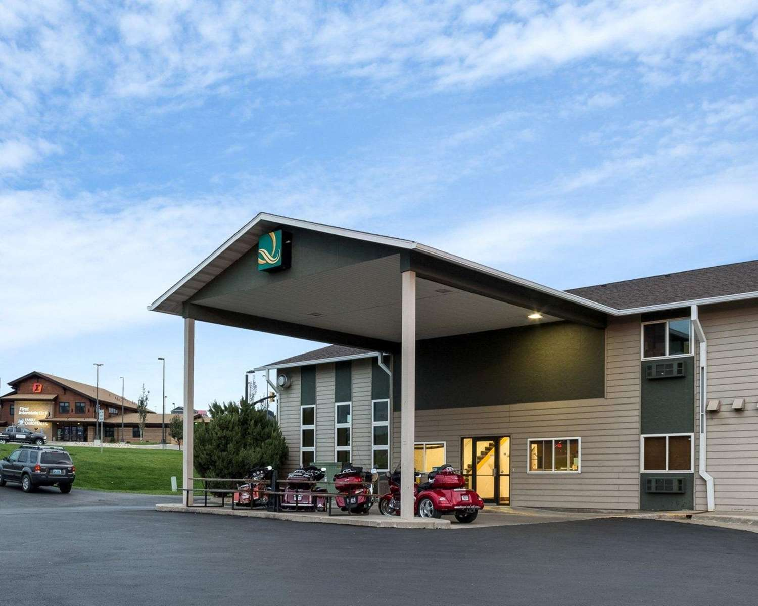 Exterior view - Quality Inn Spearfish