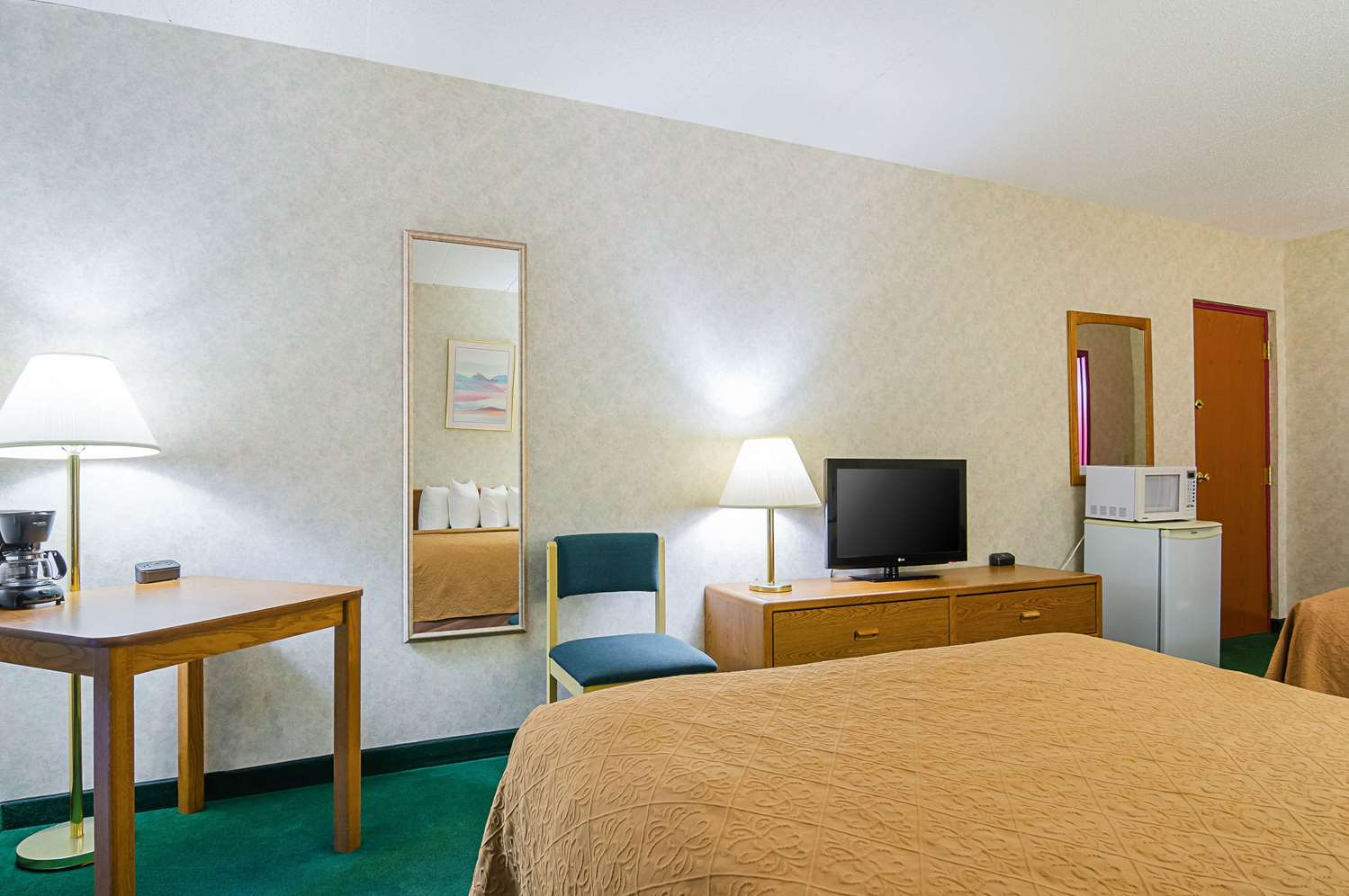 Room - Quality Inn Rosebud Casino Mission