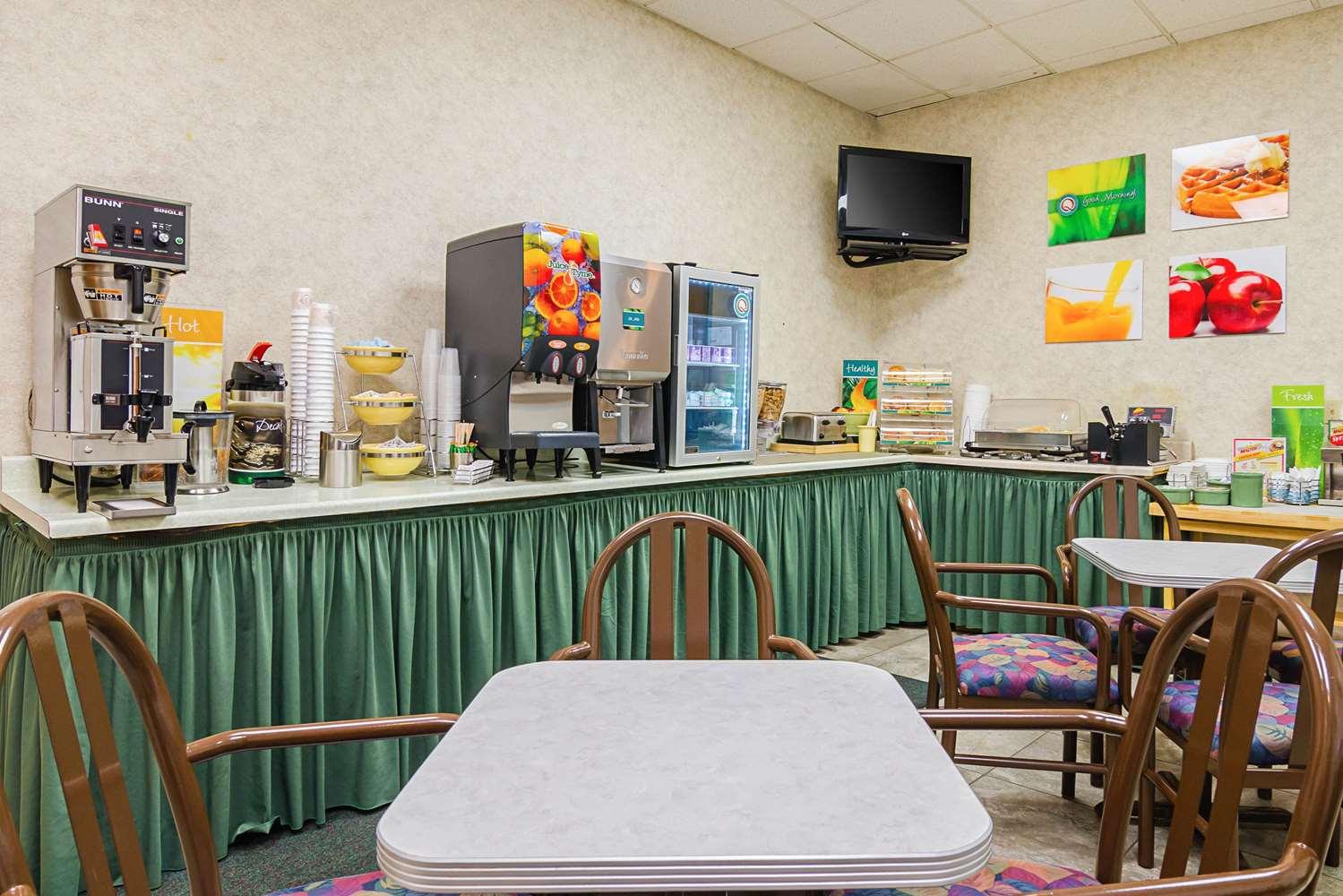Restaurant - Quality Inn Rosebud Casino Mission