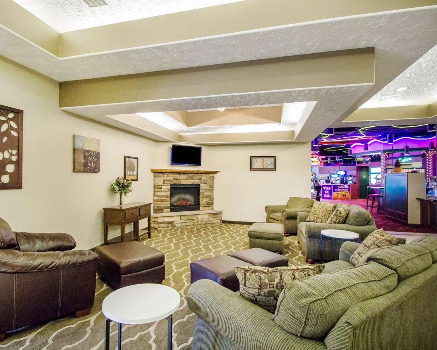 Lobby - Comfort Inn Deadwood