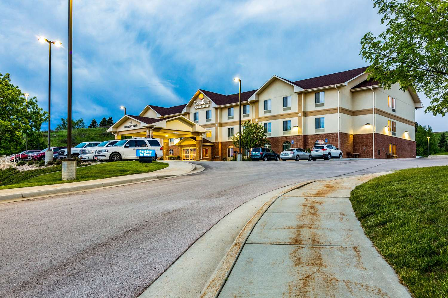 Exterior view - Comfort Inn & Suites Rapid City