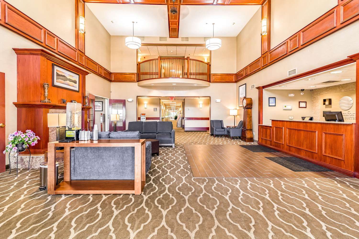 Lobby - Comfort Inn & Suites Rapid City