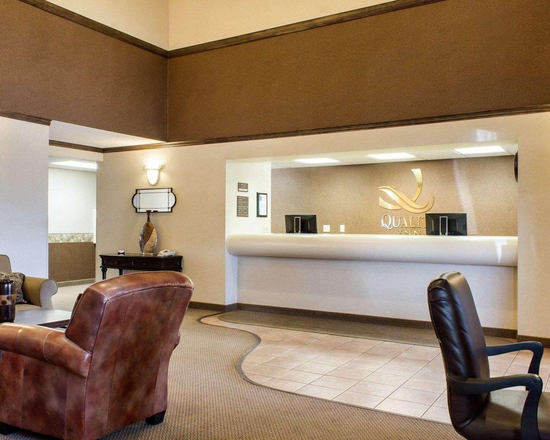 Lobby - Quality Inn Brandon