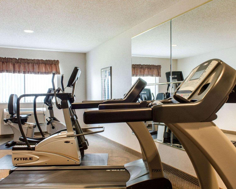 Fitness/ Exercise Room - Quality Inn Brandon