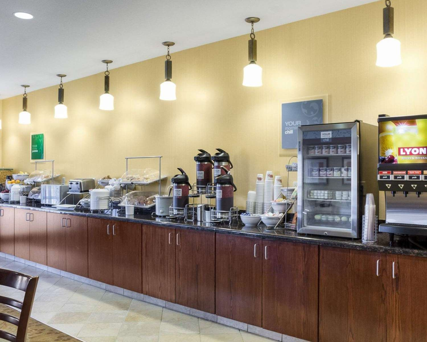 Restaurant - Comfort Suites Rapid City