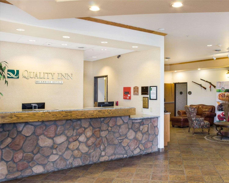 Lobby - Quality Inn Oacoma