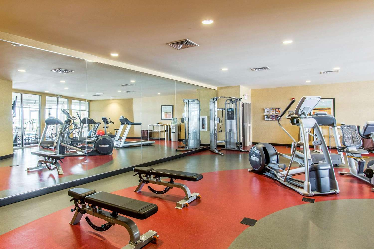 Fitness/ Exercise Room - Cambria Suites Rapid City