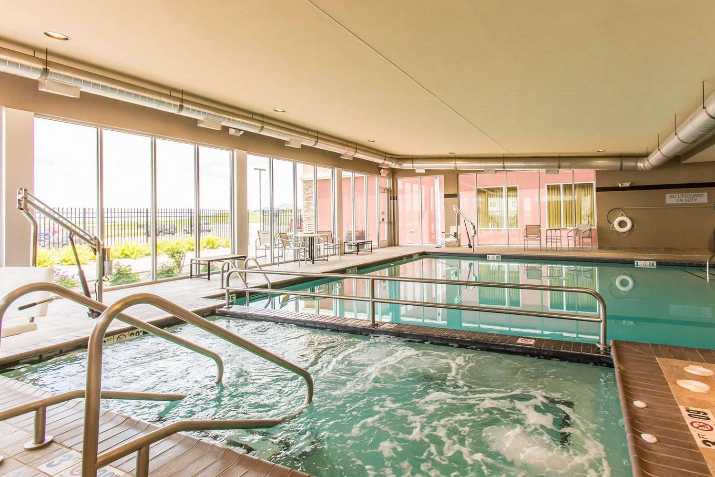 Pool - Cambria Suites Rapid City