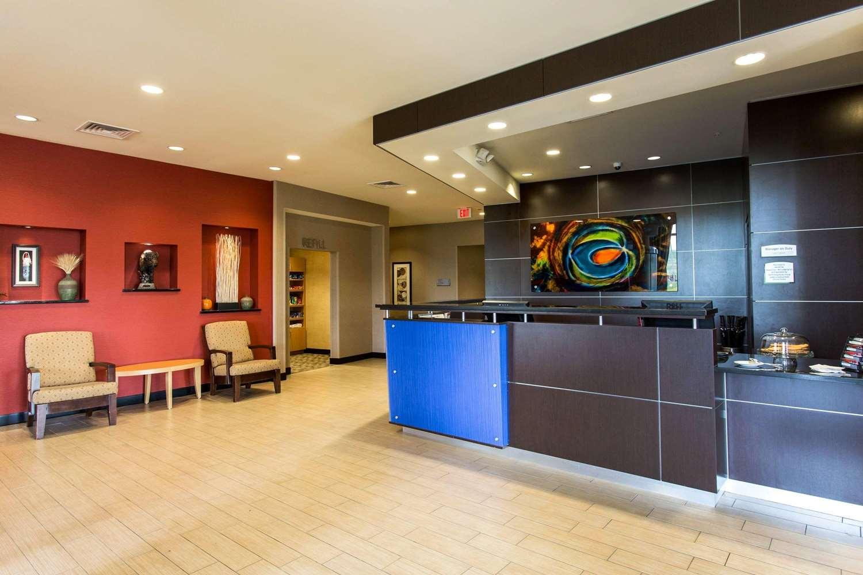 Lobby - Cambria Suites Rapid City