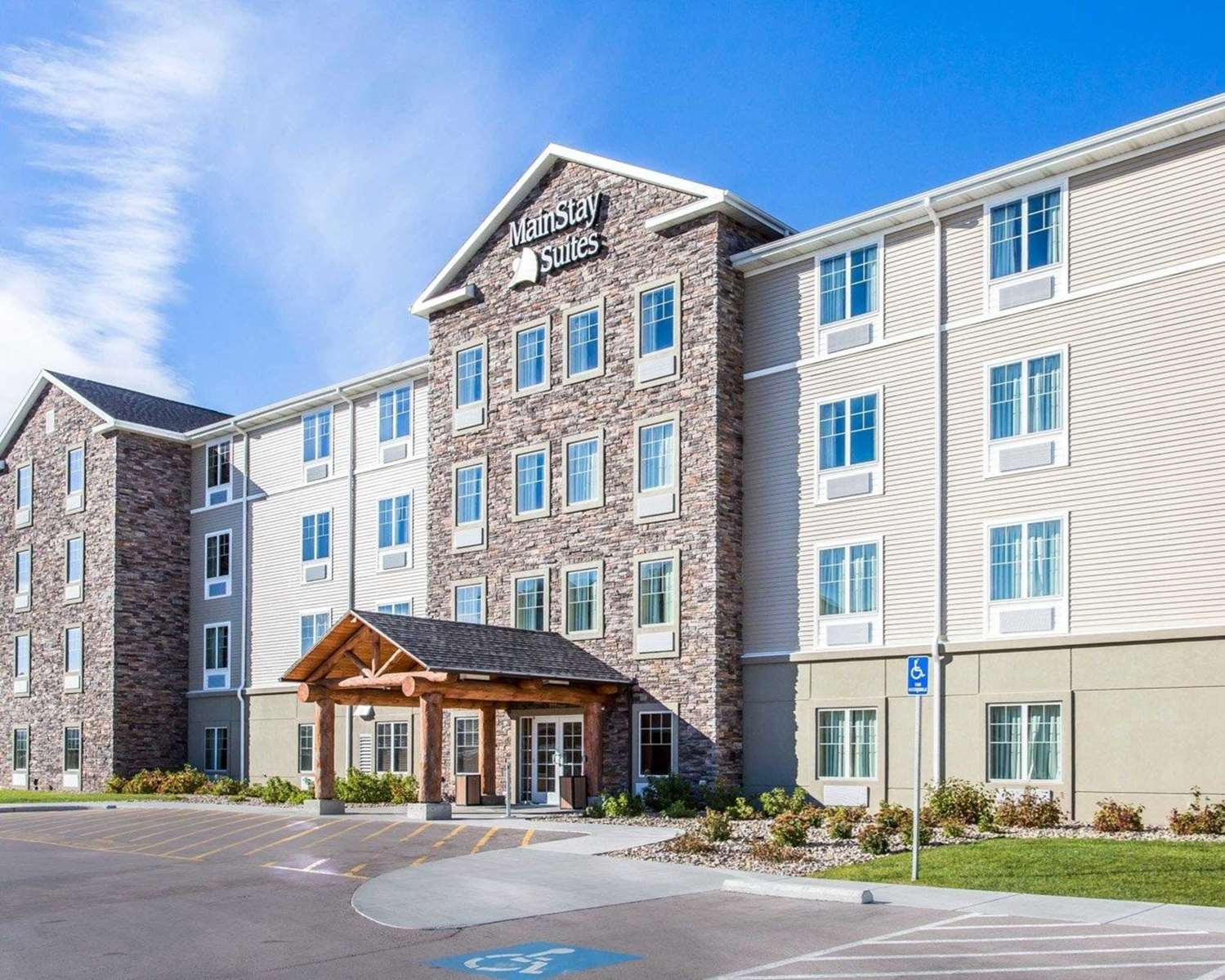 Exterior view - MainStay Suites Rapid City