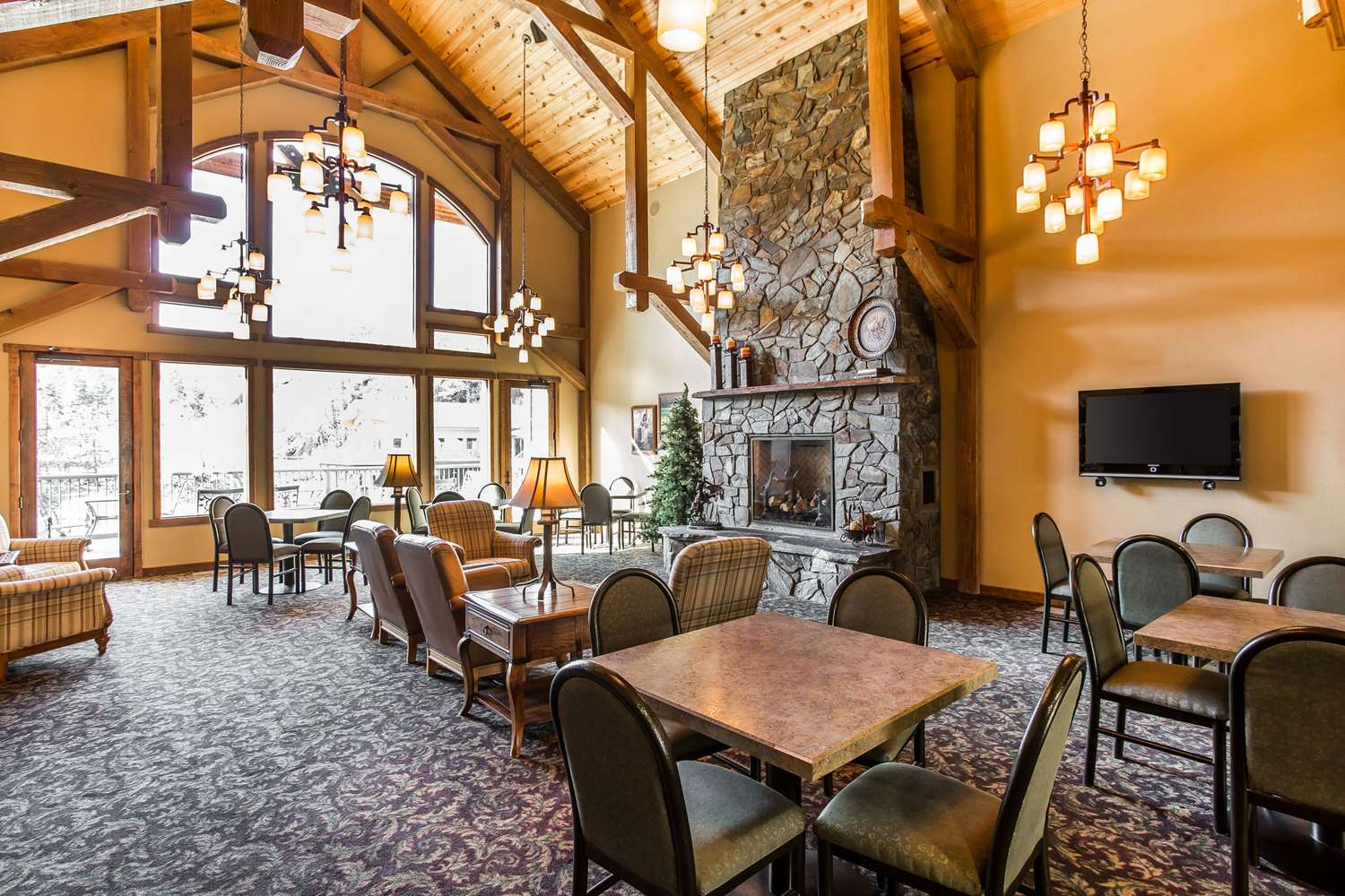 Restaurant - K Bar S Lodge Keystone