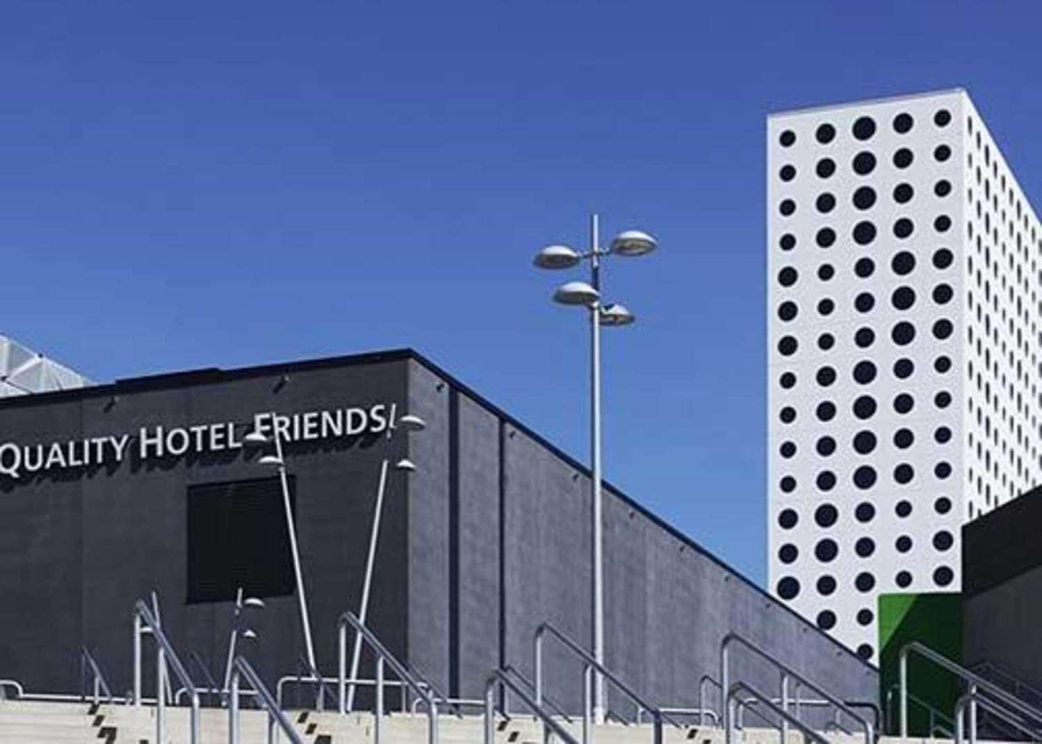 Quality Hotel Friends hotel in Stockholm, Sweden
