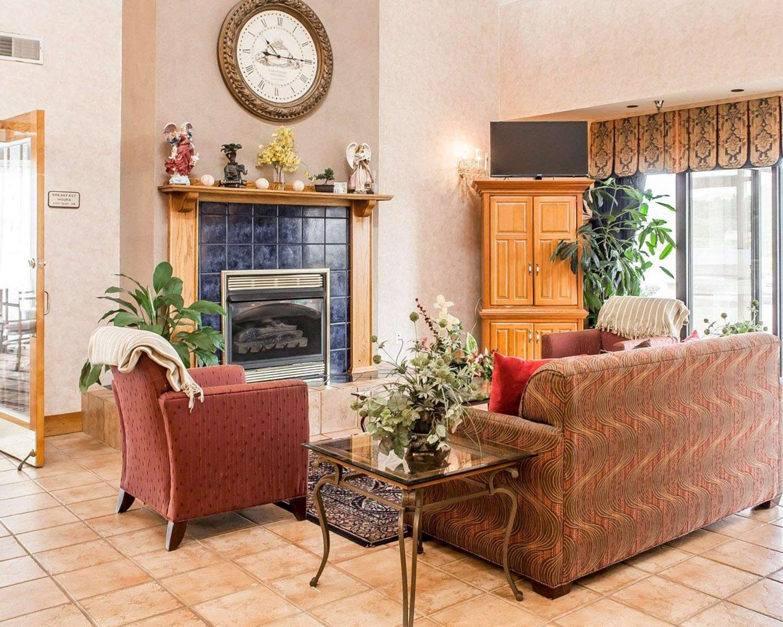 Lobby - Comfort Inn Newport