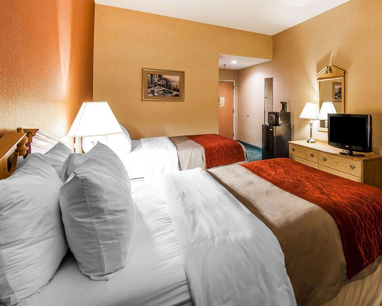 Room - Comfort Inn Newport