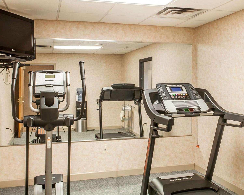 Fitness/ Exercise Room - Comfort Inn Newport