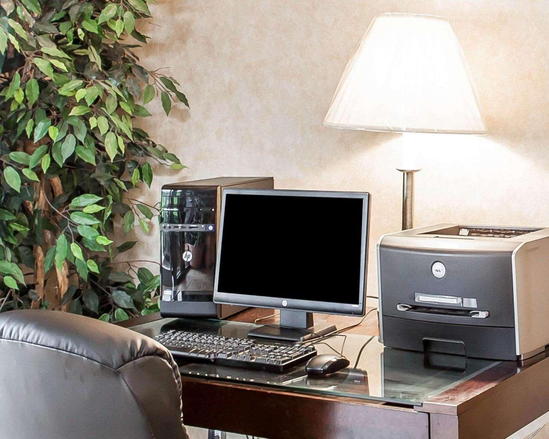 Conference Area - Comfort Inn Newport