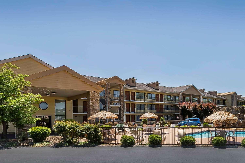 Exterior view - Quality Inn & Suites Sevierville