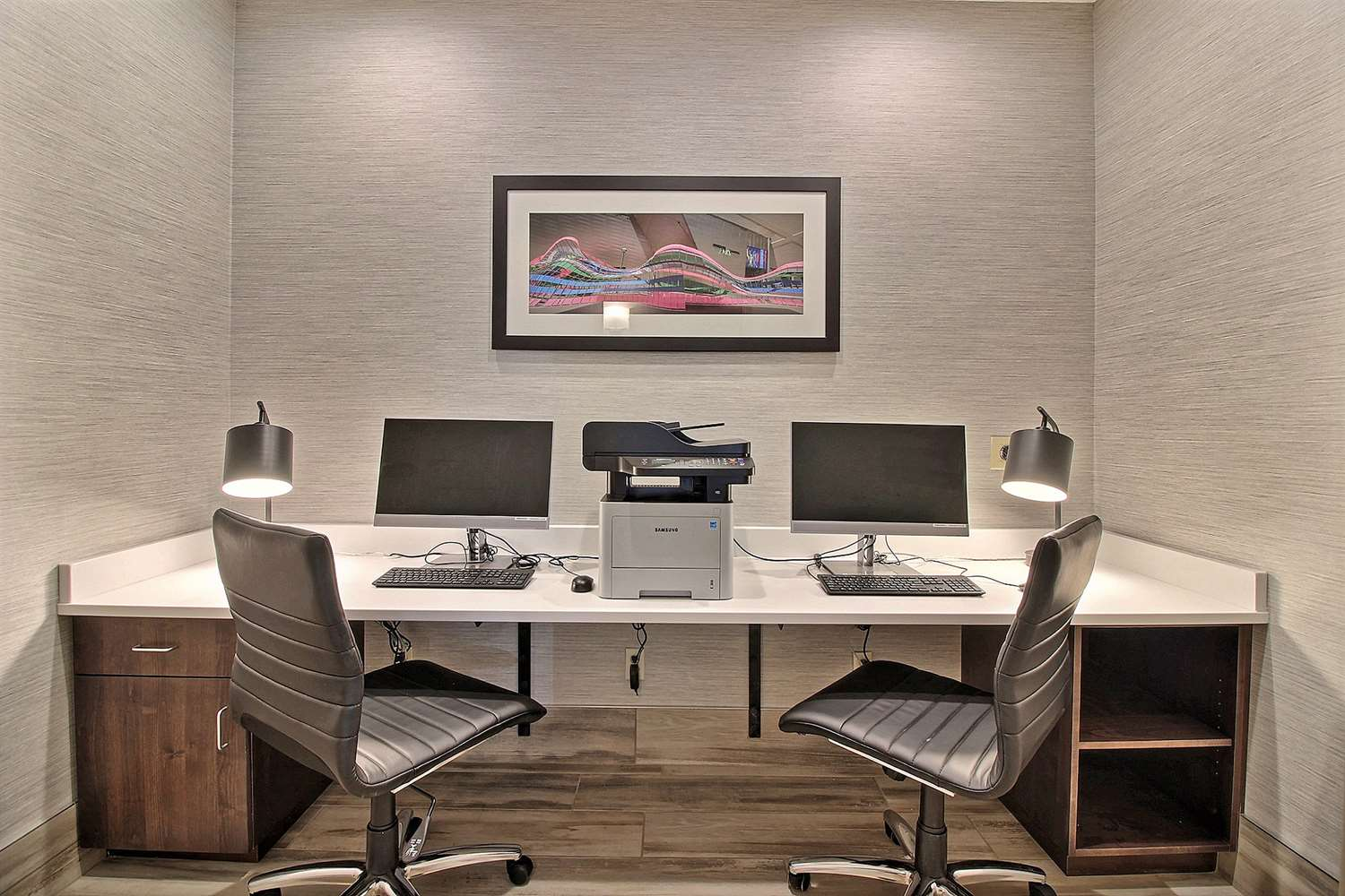 Conference Area - Best Western Greeley Hotel