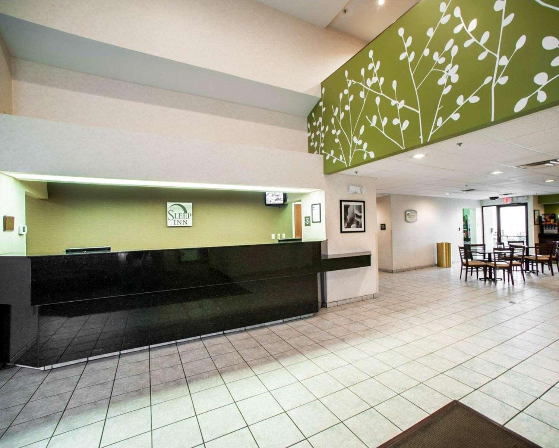Lobby - Sleep Inn Murfreesboro