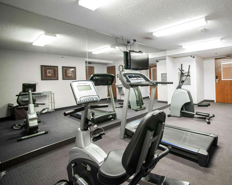 Fitness/ Exercise Room - Sleep Inn Murfreesboro