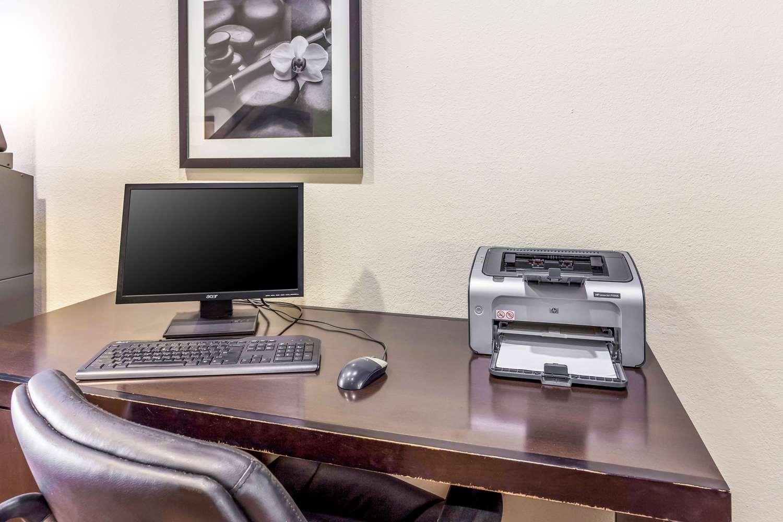 Conference Area - Sleep Inn & Suites Kingsport