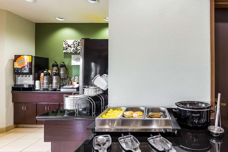Restaurant - Sleep Inn & Suites Kingsport