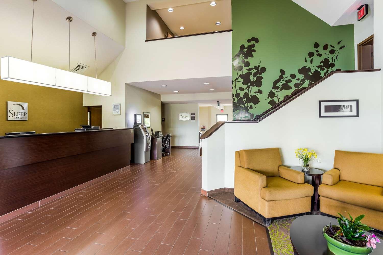 Lobby - Sleep Inn & Suites Kingsport