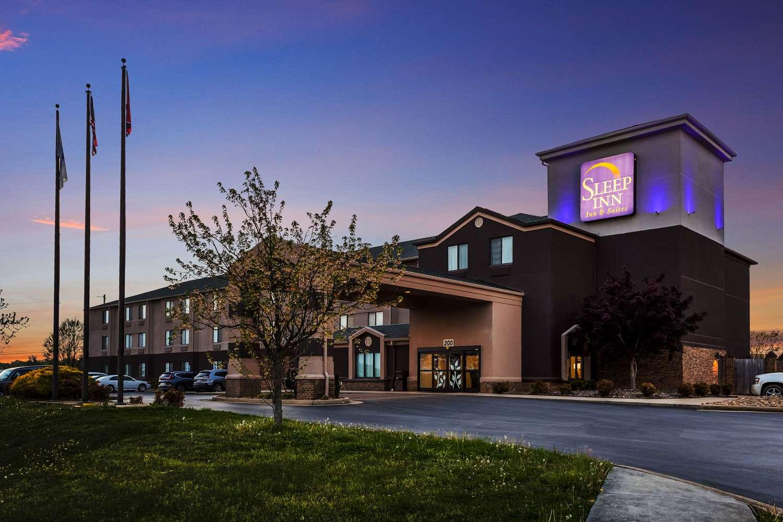 Exterior view - Sleep Inn & Suites Kingsport