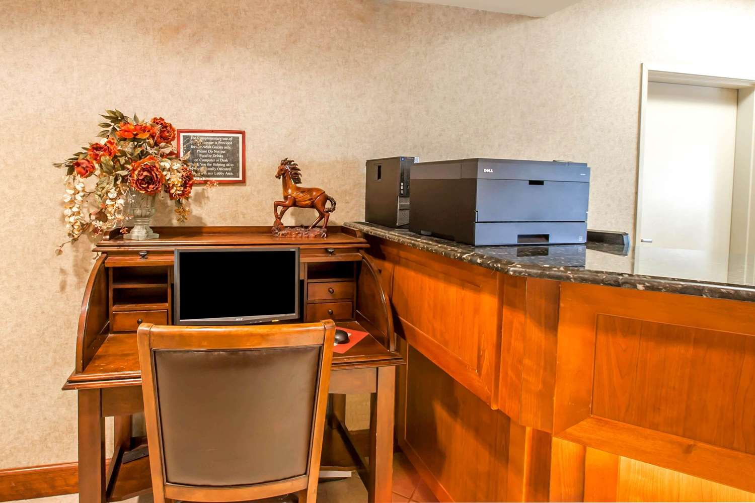Conference Area - Quality Inn & Suites Germantown