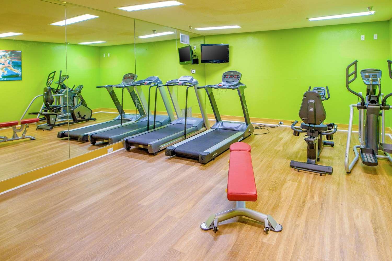 Fitness/ Exercise Room - Quality Inn Cordova