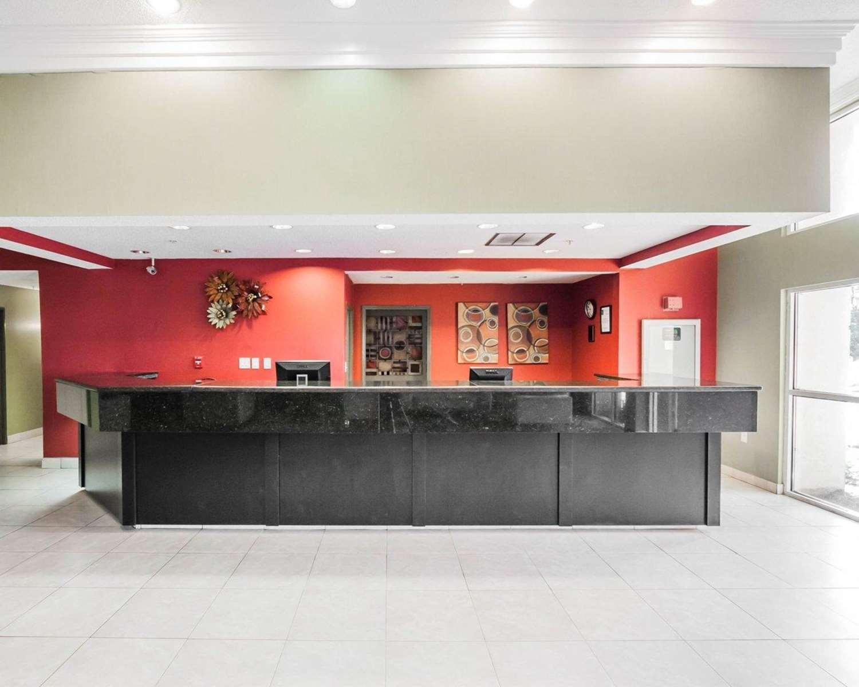 Lobby - Quality Inn Cordova