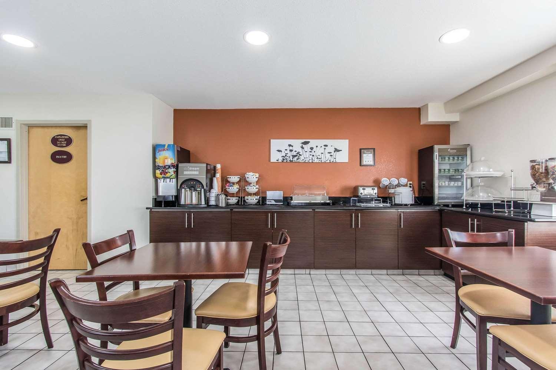 Restaurant Sleep Inn Airport Nashville